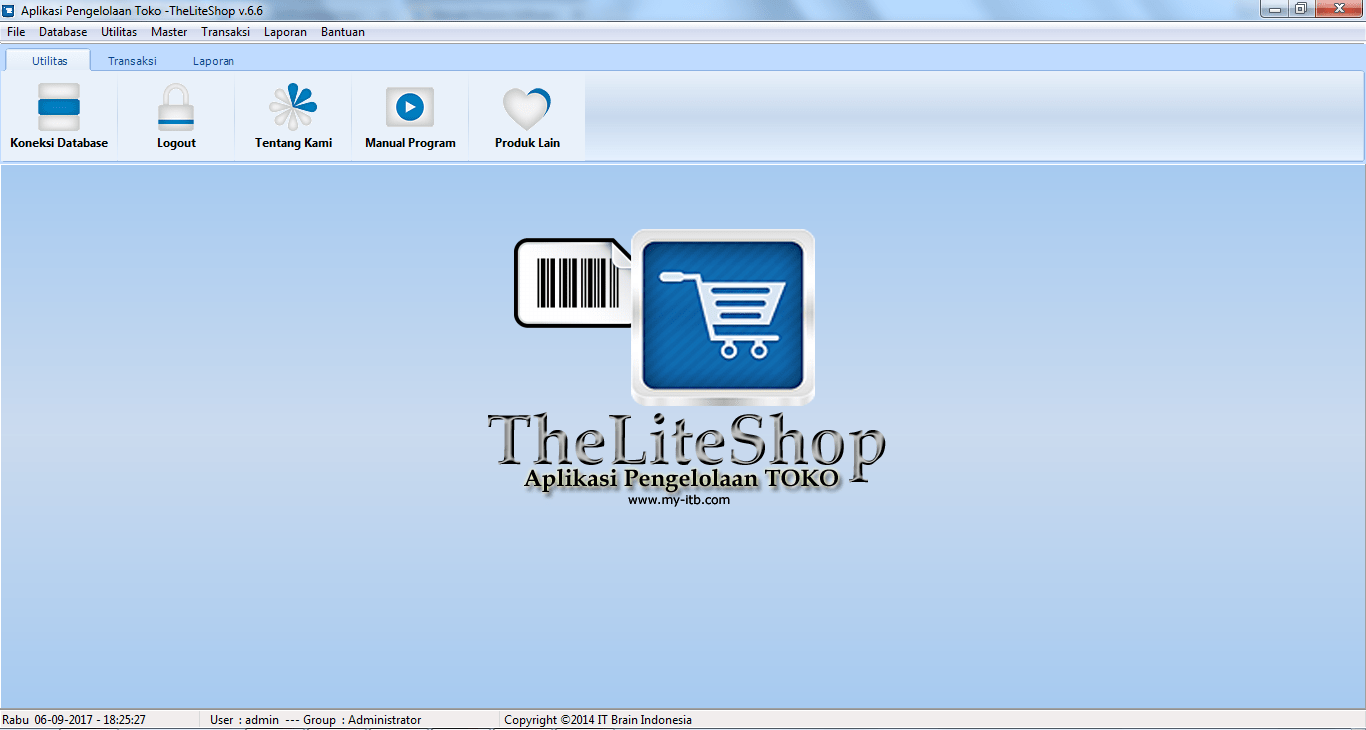 Software Toko Murah