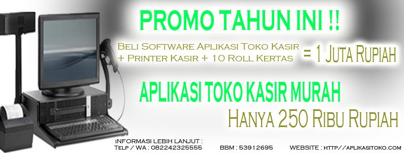 Promo Software Toko
