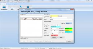 Form Peminjaman Anggota Software Koperasi Simpan Pinjam