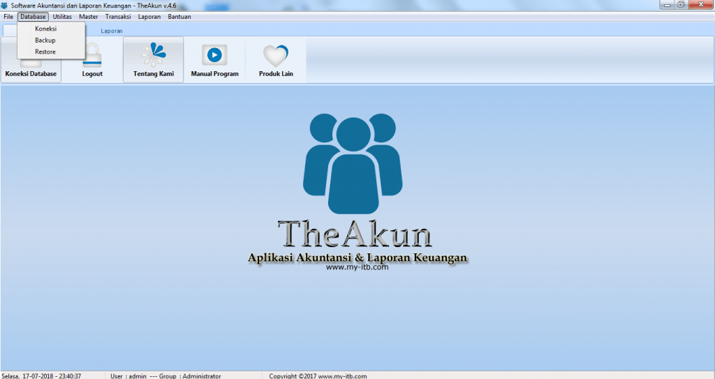 Software AKuntansi Indonesia