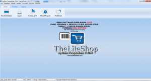Software Toko TheLiteShop