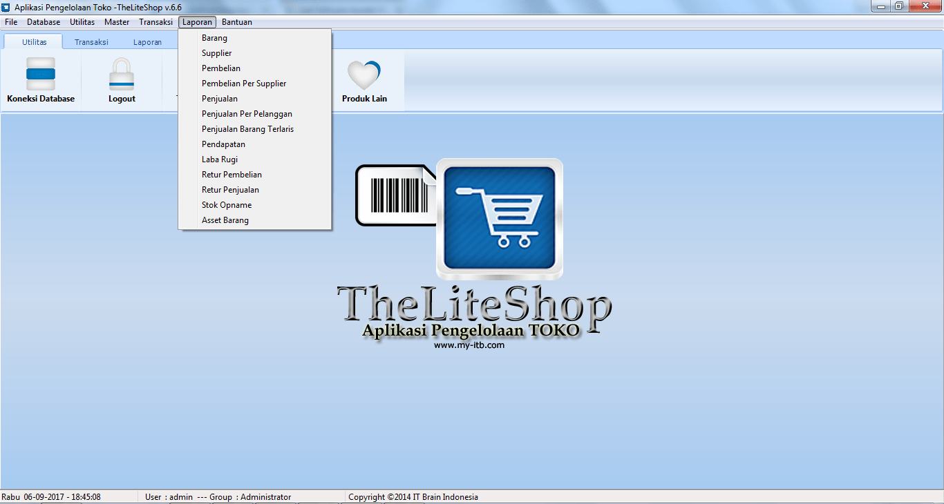 Program Retail Gratis