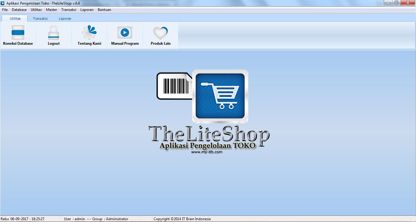 aplikasi untuk toko retail
