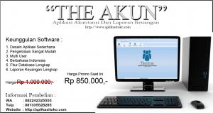 Software Akuntansi Laporan Keuangan