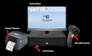 Software Kasir Toko Theliteshop