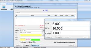 Transaksi Penjualan Software Apotek Murah