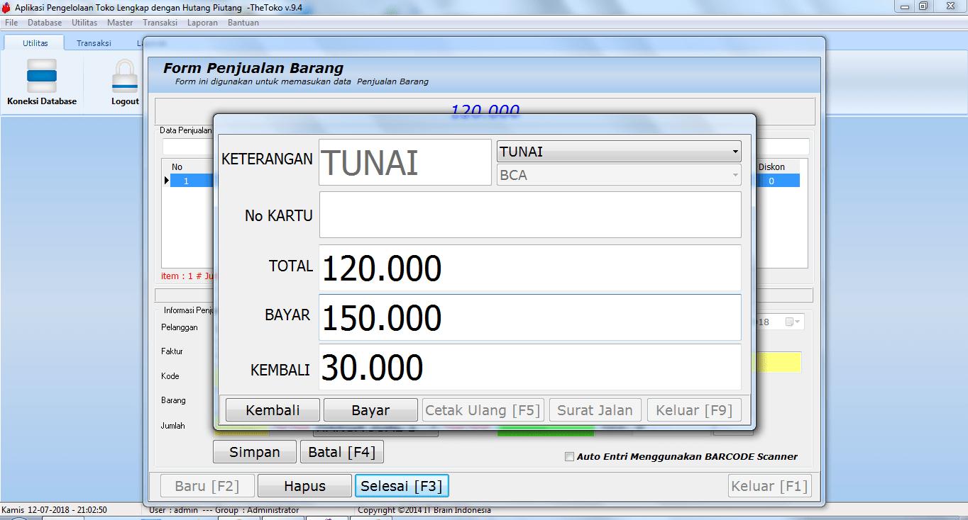 Software Toko Untuk UKM