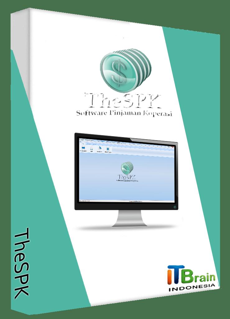 Software Untuk Administrasi Koperasi Pinjaman