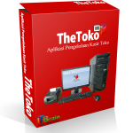 Software Toko Kasir (Point Of Sales) Full Version