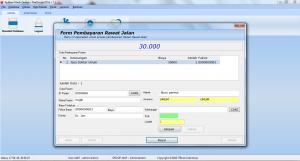 Form Pembayaran Software Klinik Dokter