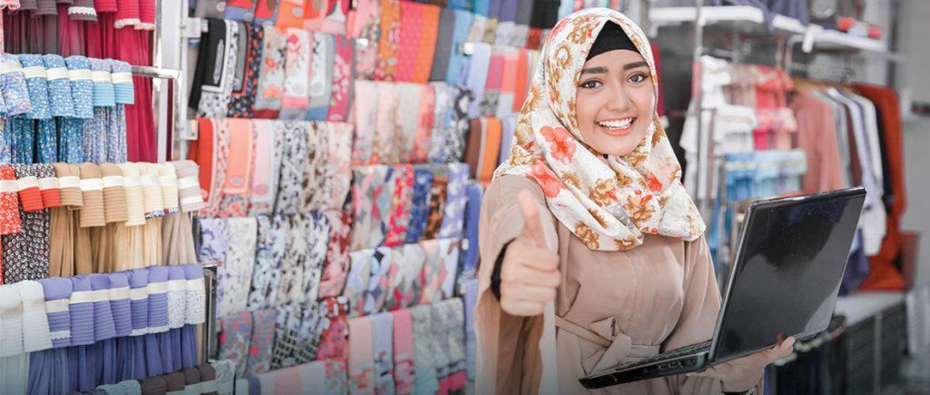 Bisnis Hijab Murah