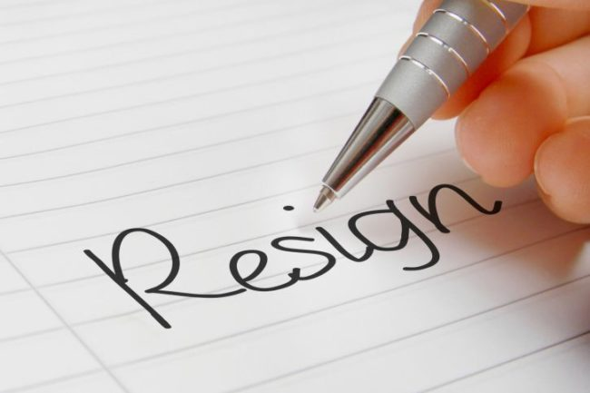 Tips Resign dari Pekerjaan