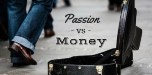 bekerja diluar passion