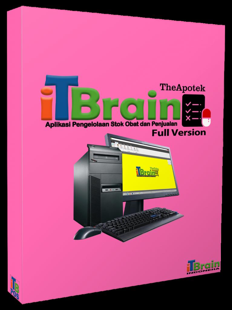 Software Apotek ITBrain POS Apotek