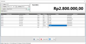 Software Toko | Pembelian | ITB POS