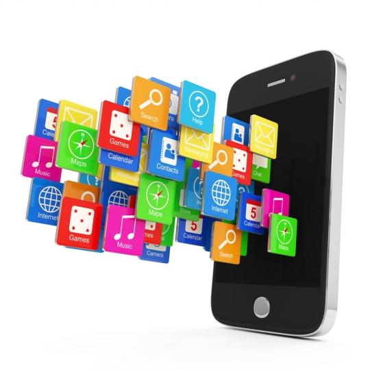 SetWidth540 Mobile App Design