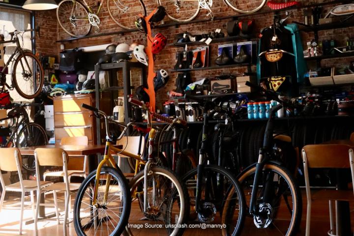 Bengkel Sepeda