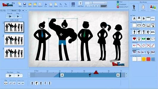 proses pembuatan video animasi 1