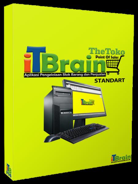 Software Toko ITB POS